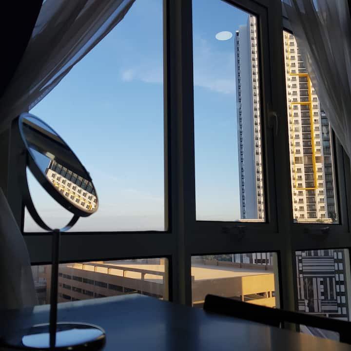 Rania's Comfy Mesamall Bedroom House & MyIptv