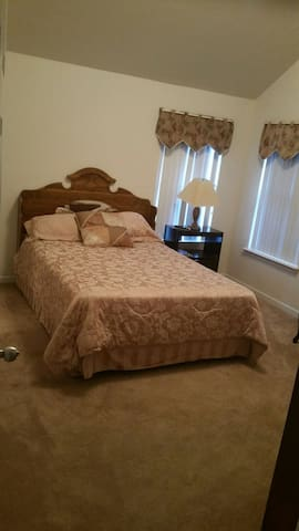 Cozy environment - Snellville - Bed & Breakfast