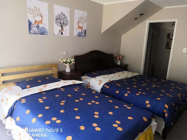 Amazing Private Large double room ~warm home