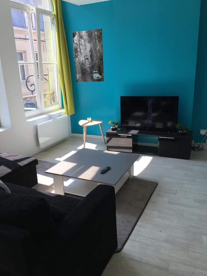Spacieux appartement  centre ville Douai