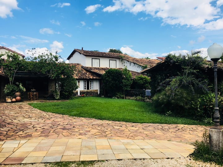Casa Tiradentes - Apto Cris 2