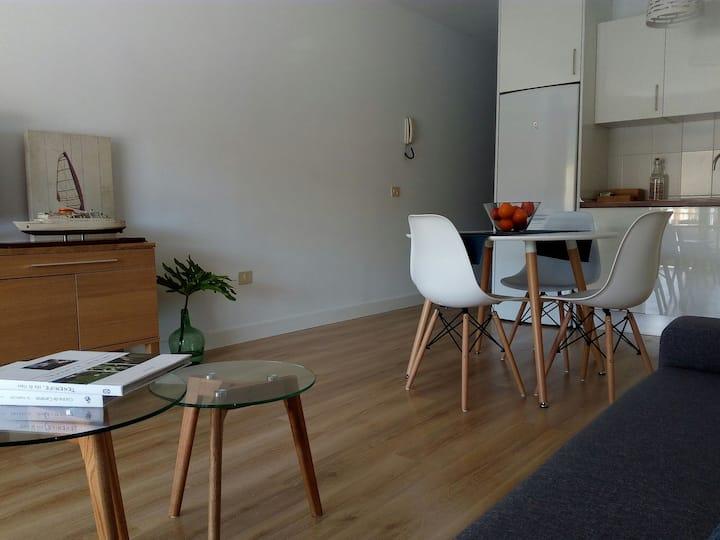 Nice and cosy apartament El Médano, WIFI