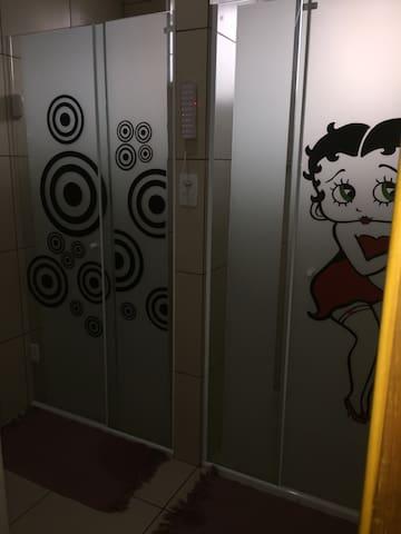 toilete feminino