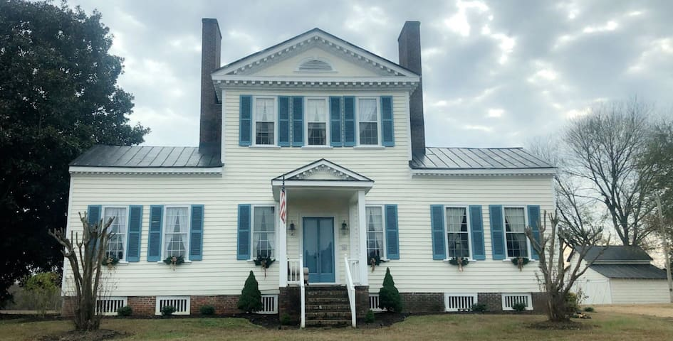 Fortsville  plantation