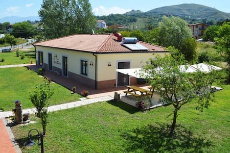 Farmhouse Terra di Elea - Ascea - Bed & Breakfast