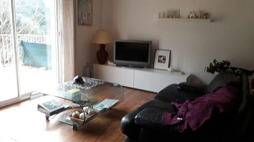 Appartement au calme à sartene - Sartène - Villa