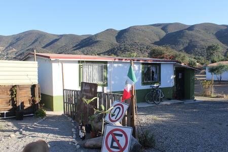 Casa VINÍCOLA RETORNO en el Valle de Guadalupe.