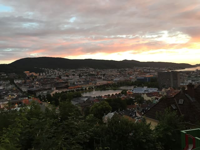 City Studio apartment Bergen, close to attractions