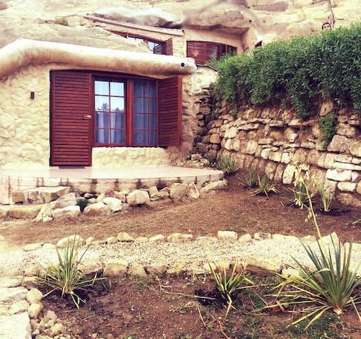 Barlang apartman (4.) - Sirok - Jeskyně