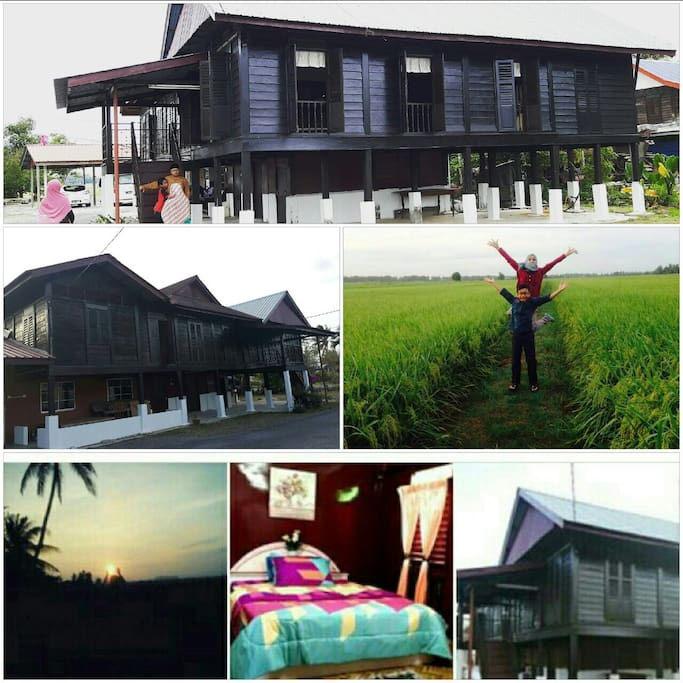 A brief overview of the D'Bendang Tok Homestay