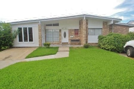 COMFY HOME TO ENJOY YOUR STAY IN NEW ORLEANS AREA - Metairie - Casa