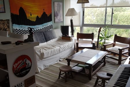 Habitacion privada en excelente complejo next LATU