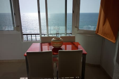 floor in front of the sea - mil palmeras de campoamor - Appartement