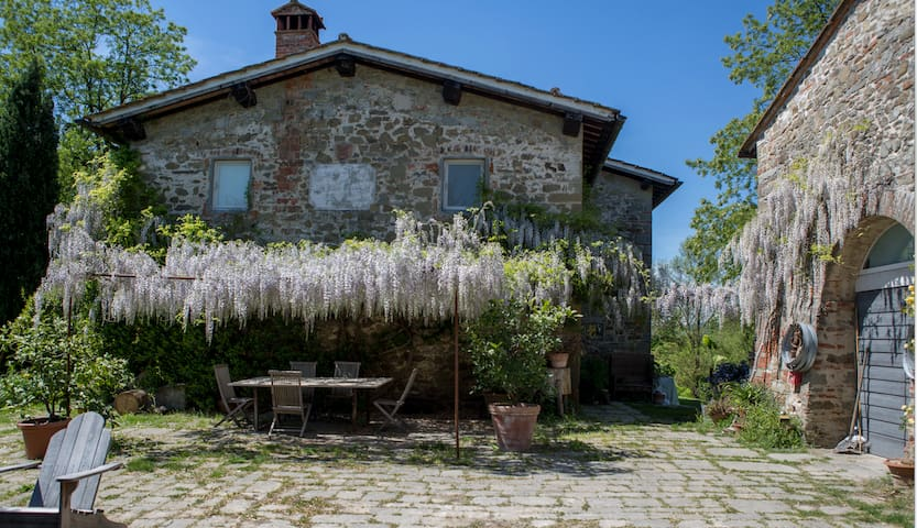 Casa al Bosco, Donnini - The BARN