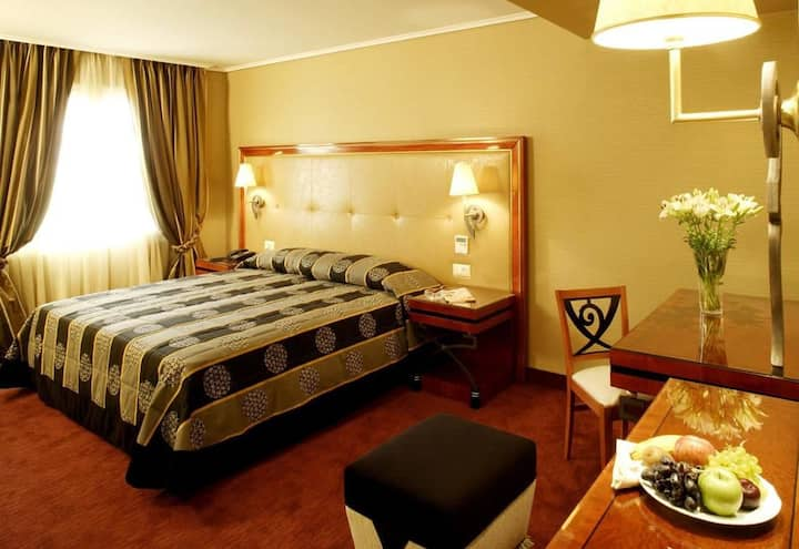 Guest Room at Piraeus Theoxenia***** near Port