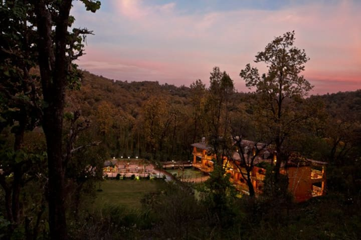 The Rangers Reserve Game Lodge Ramnagar Corbett