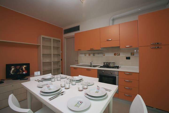 GARDEN RESIDENCE BILOCALI DALMINE - Dalmine - Apartamento