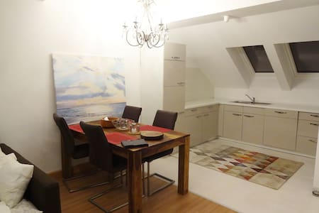 Beautiful 2 Room Flat in Stettenhofen (Augsburg) - Langweid am Lech - Apartment