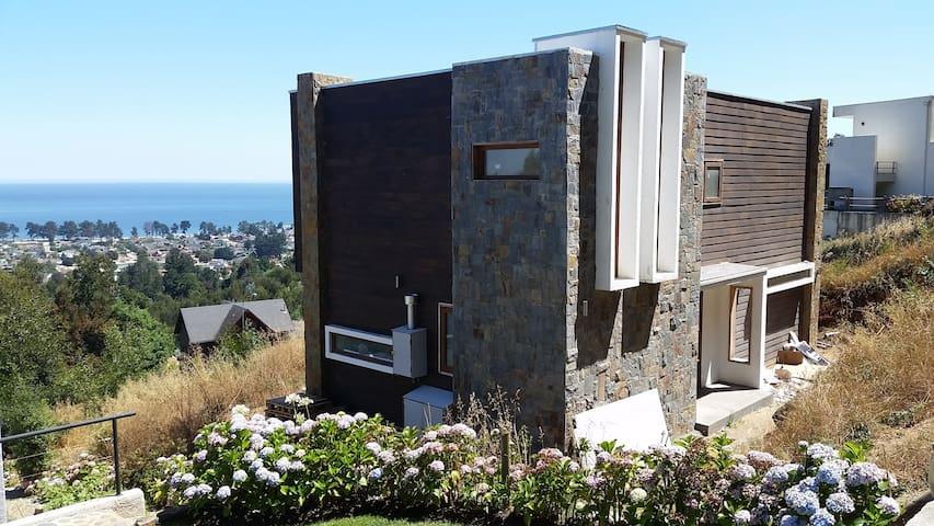 Casa Visión - Tomé - Casa