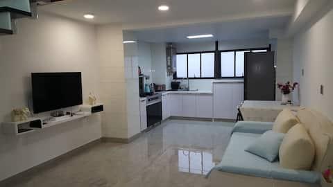 嘉华国际豪华复式公寓