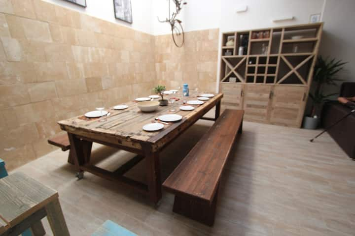 Luxury Blanca Boutique Townhouse in central Javea
