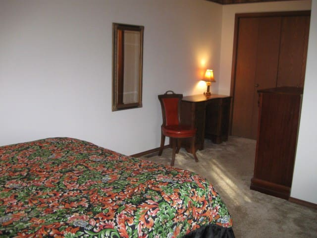 1 bedroom suite 15 minutes from ND - Mishawaka - Szeregowiec