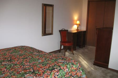 1 bedroom suite 15 minutes from ND - Mishawaka - Complexo de Casas