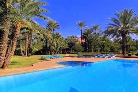 BEL APPART  ZEN DANS LA PALMERAIE - Marrakech