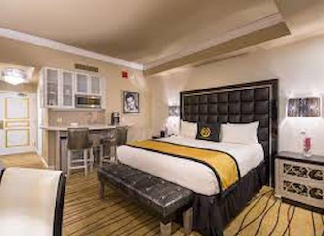 NEW Luxury Studio Villa in Vegas