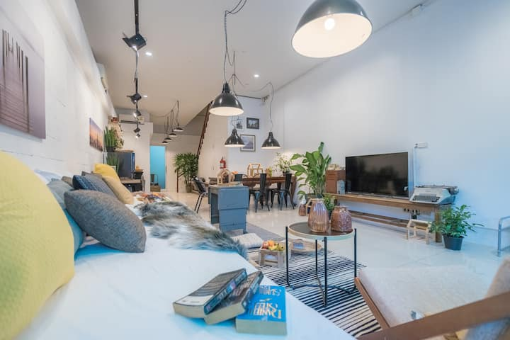 3Bedrooms White Design in heart of Nimman 中文