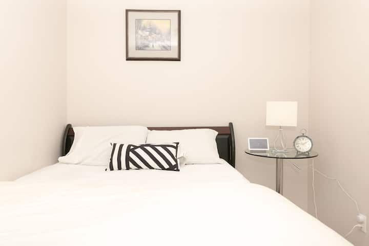 Exclusive Private Full Suite. Private & Safe Place