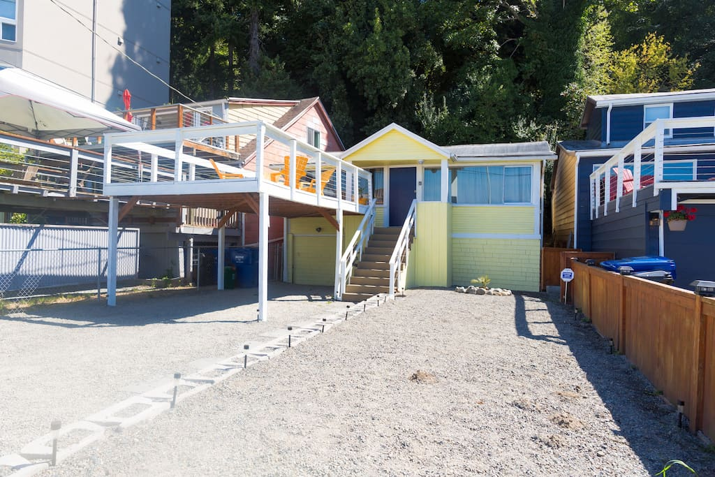 Alki Beach House Rent