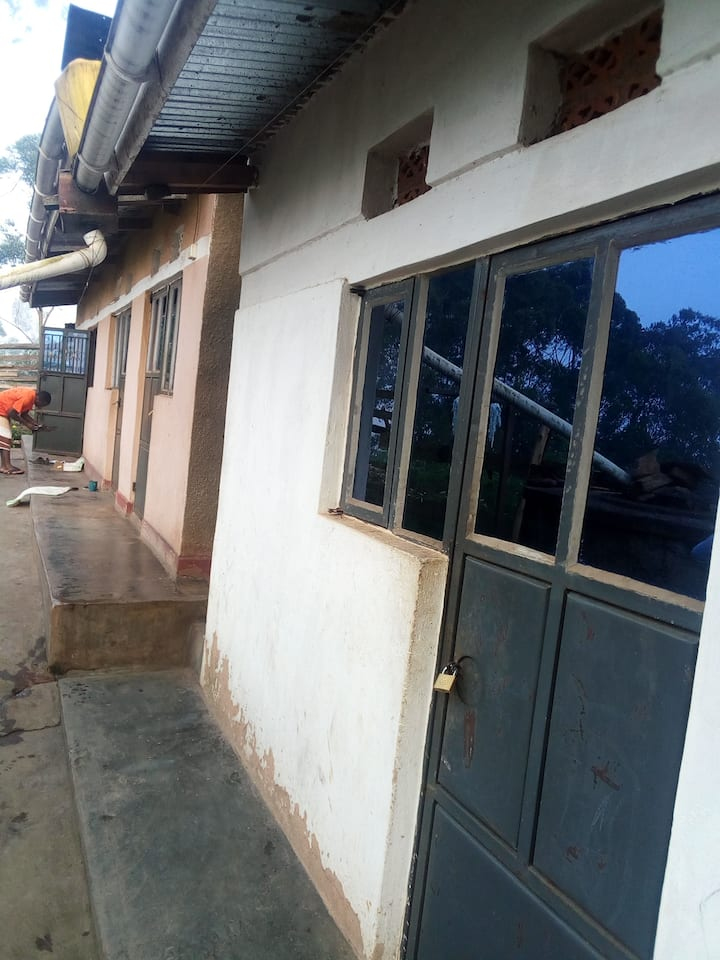 Kifumbira house.