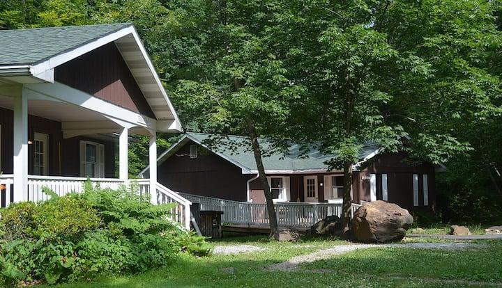 Large 16 Person Cottage in Laurel Highlands