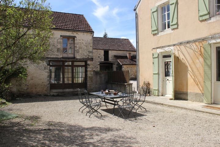 Boutique Holiday Home in Bouix with Garden