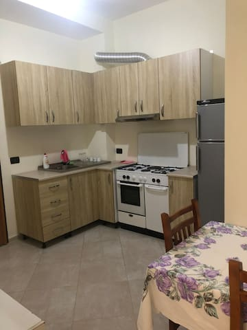 Daily rented apartament