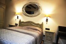 Habitación 03, con sofá cama adicional