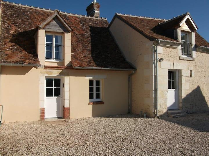 Charmante maison de campagne 3* proche de Beauval