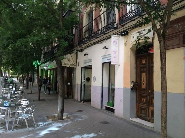 calle trafalgar street view
