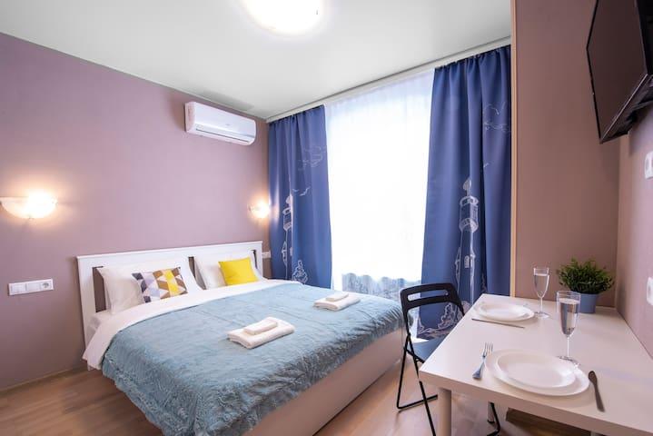 Чистая и уютная квартира в ЖК Акварели, Балашиха