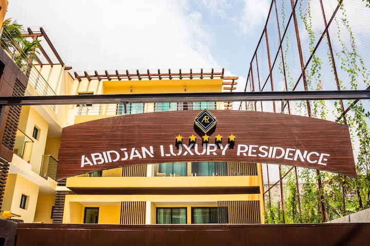 ABIDJAN LUXURY RESIDENCE - LUXE ET DISCRETION