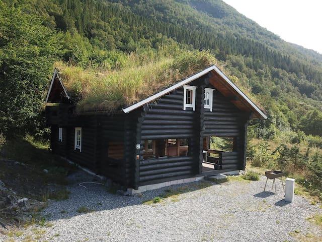 Nipevegen 20 - Large wooden cabin for 11 people