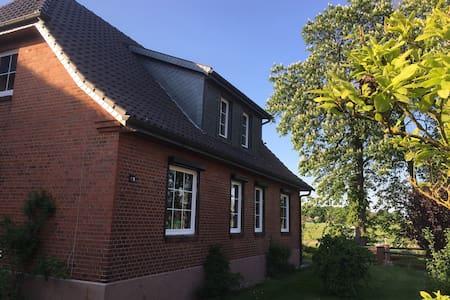 2 Zimmer Ferienwohnung für 2- 6 Per - Boizenburg/Elbe - Apartamento