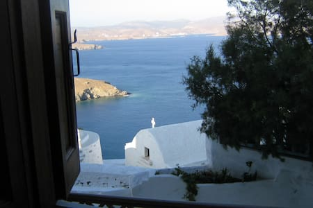 House by Astypalaia's Castle - Astipalea