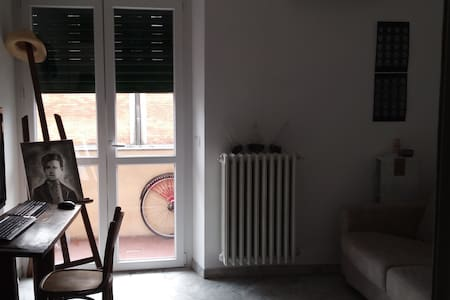cheap and little room near city center