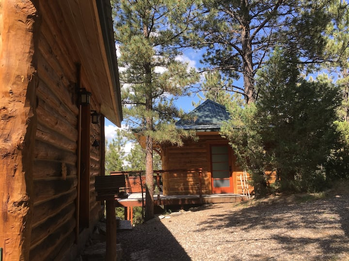 Rustic Cabin 7 Camp - Fishing, Hiking & Romance