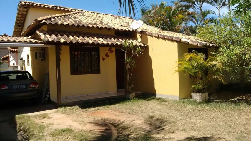 Casa de praia em Itaipuaçu - Maricá - House