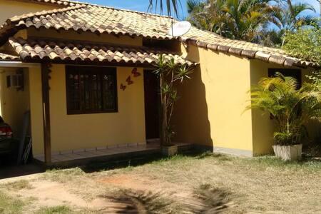 Casa de praia em Itaipuaçu - Maricá