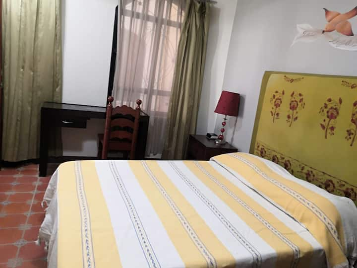 Habitación privada en Jalatlaco