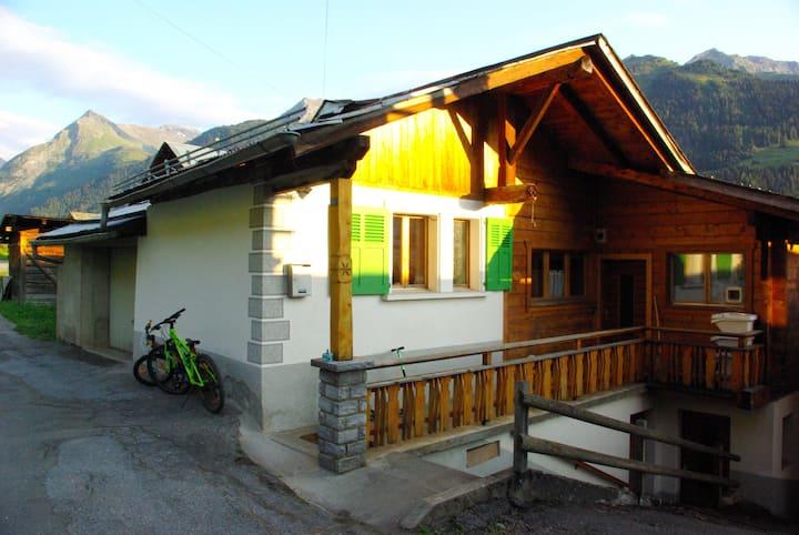 Appartement près de Verbier (Sarreyer)
